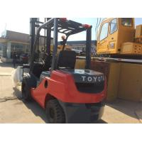 Buy cheap Used Toyota Forklift With Bale Clamp Hot For Sale in China , Toyota Forklift Japan Deisel from wholesalers