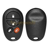 Buy cheap High Quality Car Keys Manufacturer Toyota 4B Remote Shell And Sell A Lot To NA Market from wholesalers