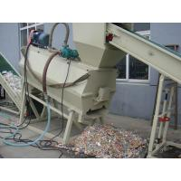Buy cheap Plastic Recycling Machine , PET Bottle Crushing Washing Drying Recycling Line from wholesalers