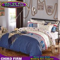 Buy cheap CKMM001-CKMM005 Wholesale Pure Cotton Queen Size Bedding Sets from wholesalers