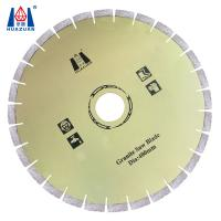 Buy cheap HUAZUAN china fast speed cutting diamond cutting blade for granite from wholesalers