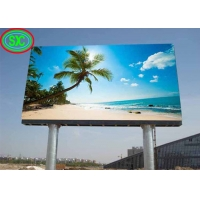 Buy cheap Outdoor Full Color Led Display Advertising Led Billboard P4 P5 P6 P8 P10 with CE ROHS FCC CB Certification from wholesalers