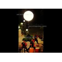 Buy cheap 4.2 M Tripod Telescopic Stand Inflatable Led Lantern 480W Trickle Color Dimmable Control from wholesalers