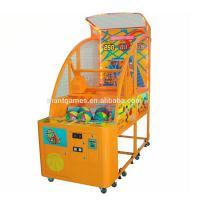 Buy cheap Playground equipment luxury street basketball machine / simulator shoot at basket from wholesalers