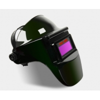Buy cheap Solar Automatic Darkening Welding Protective Mask Head Mounted Welding from wholesalers
