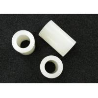 Buy cheap Industrial Plastic Bushings Bearings 6mm White Fire Resistance UL 94V-2 from wholesalers