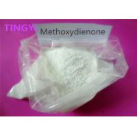 Buy cheap High Purity Prohormone Raw Powder Methoxydienone CAS: 2322-77-2 For Muscles Gaining from wholesalers