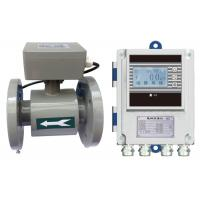 Buy cheap 316L Electrode Thermal Mass Flow Meter , Flange Port 3-20mm Magnetic Flow Meter from wholesalers