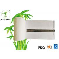 Buy cheap Anti - Bacterial Bamboo Diaper Liners For Cleaning Dry Wipe 15*30cm/sheet from wholesalers