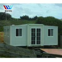 Buy cheap 20ft 40ft Modern luxury hotel home expandable container house for sale product