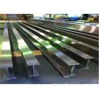 Buy cheap Silver Color I Beam Steel Q275 20Mnk Material For Multifunctional Supporting from wholesalers