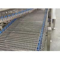 Buy cheap Professional Bread Spiral Cooling Screw Conveyor / Bread Production Machine from wholesalers