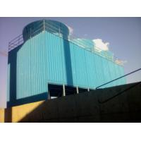 Buy cheap Belt Driven Large Open Cooling Tower , Multi Cell Cooling Tower 24 Month Warranty from wholesalers