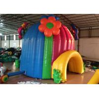 Buy cheap Colourful Blow Up Party Tent Wind Resistant , Outdoor Amusement Park Blow Up Event Tent from wholesalers