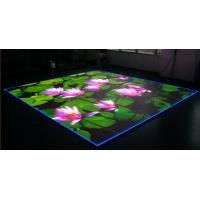 Buy cheap Durable LED Flooring Tiles LED Video Display for Club and Dance Floor from wholesalers