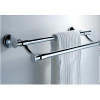 Buy cheap Safety Stainless Steel Towel Rack Wall Mounted Bathroom Towel Shelves from wholesalers