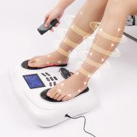 Buy cheap Impulse Foot Circulation Device , Foot Squeeze Massager Fashionable With Infrared Functions from wholesalers