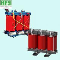 Buy cheap SCB-Series Dry Type Transformer Amorphous Alloy With High Heat Resistance from wholesalers