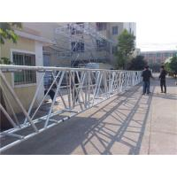 Buy cheap 100 Feet Aluminum Folding Truss Largest Span Silver Black Outdoor from wholesalers