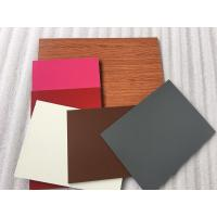 Buy cheap High Flexibility ACM Aluminum Composite MaterialWith Heat And Sound Insulation from wholesalers