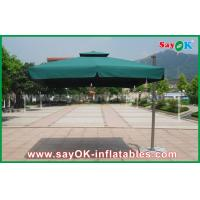 Buy cheap 190T Polyester Promotional Outdoor Garden Beach Umbrella Whole Sale from wholesalers