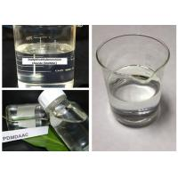 Buy cheap Cationic Monomer Dadmac Polymer Water Treatment Chemicals Cas 7398-69-8 For Textile Auxiliary Agents from wholesalers