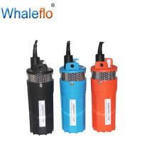 Buy cheap Whaleflo DC 12V/24 70M submersible energy solar water pump for fish pond / solar powered water pumping system from wholesalers