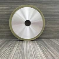 Buy cheap 1A1 ceramic diamond bruting wheel for Bruting Natural Diamond product