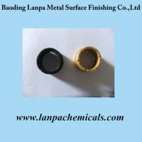Buy cheap LP-Z311 copper/Brass Hot blackening oxide solution supplier with high quality and best price from wholesalers