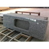 1800 X 600mm Prefabricated Slab Granite Countertops With Sink Hole
