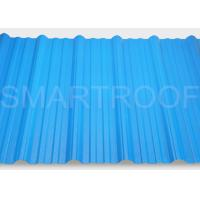 Buy cheap Wear Resistant Color Lasting ASA Plastic Sheet , Commercial Roofing Sheets from wholesalers