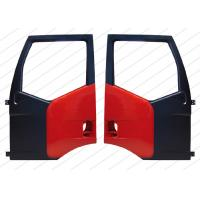 Buy cheap Iron Replacement Truck Body Parts Steel Truck Door Set For FAW Jiefang J6 from wholesalers