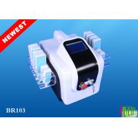 Buy cheap 100mw Clinic Smart  Lipolaser Slimming Machine 72 Diodes lipolaser Fat Removal from wholesalers