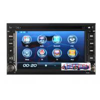 Buy cheap Multimedia 4 Nissan Navara Qashqai Tiida 350Z  Livina NP Stereo Sat Nav GPS Navigation DVD from wholesalers