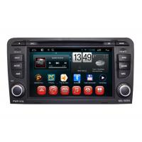 Buy cheap AUDI A3 GPS Navigation System Android DVD Player Dual Core A9 Chipset RDS BT from wholesalers