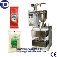 Buy cheap ketchup packaging machine/ form fill seal machine/ automatic bag packing machine from wholesalers