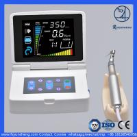 Buy cheap Root Canal Treatment With Apex Locator Dental Endo Motor with apex locator from Wholesalers