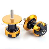 Buy cheap GSXR600 Motorcycle Spare Parts Swingarm Spool Suzuki SV650 GSXR 1000 8mm from wholesalers
