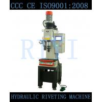 Buy cheap riveting-machine, Riveting Machine,CNC Hydraulic Riveting Machine from wholesalers
