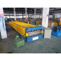 Buy cheap 10 Tons Concrete Roof Tile Making Machine for Wall Board 15m/min from wholesalers