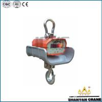 Buy cheap 1t-10t High-temperature Industrial Digital Crane Scale from wholesalers