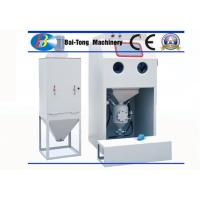 Buy cheap SS Casting 9080P-BS Industrial Sandblaster , Sand Blast Cabinet Easy Operated product