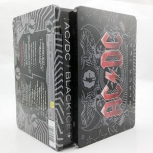 Buy cheap ACDC Black DVD Tin product