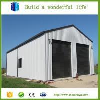 Buy cheap Temporary warehouse structures industrial shed designs workshop for rent from wholesalers