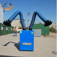 Buy cheap PURE-AIR Argon Arc Welding Fume Extractor for Air Purification & Welding fume filtration from wholesalers