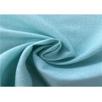Buy cheap Bamboo Grain Soft Breathable Fabric 90% Polyester And 10% Rayon Water Resistant from wholesalers