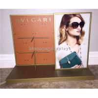 Buy cheap Eyewear Retail Shop Unit Small Counter Display Stands For Sunglasses Merchandising from wholesalers
