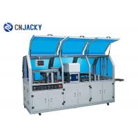 Buy cheap Servo System Full Auto PVC Card Punching Machine Large Format 3 x 8 / 5 x 5 / 4 x 8 from wholesalers