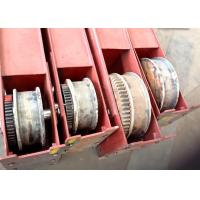 Buy cheap Box girder structure crane wheel set for gantry crane with driving system from wholesalers