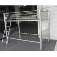 Buy cheap Commercial Double Bunk Beds Economic Space Saving Popular Good Looking from wholesalers